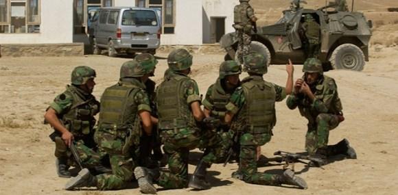 Kasserine, devenue un terrain militaire