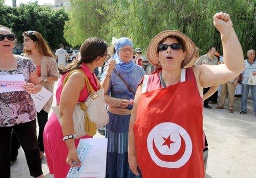 Les femmes tunisiennes manifesteront pour défendre leurs acquis