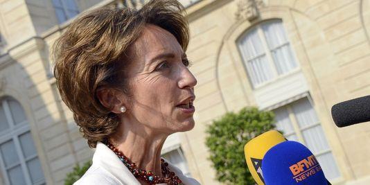La ministre des affaires sociales, Marisol Touraine, le 28 août à l'Elysée. | AFP/BERTRAND GUAY