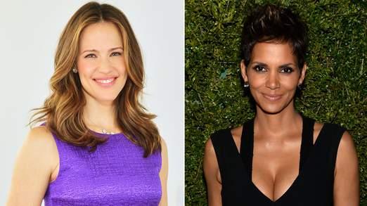 Actrices Jennifer Garner et Halle Berry se sont prononcées pour la loi.