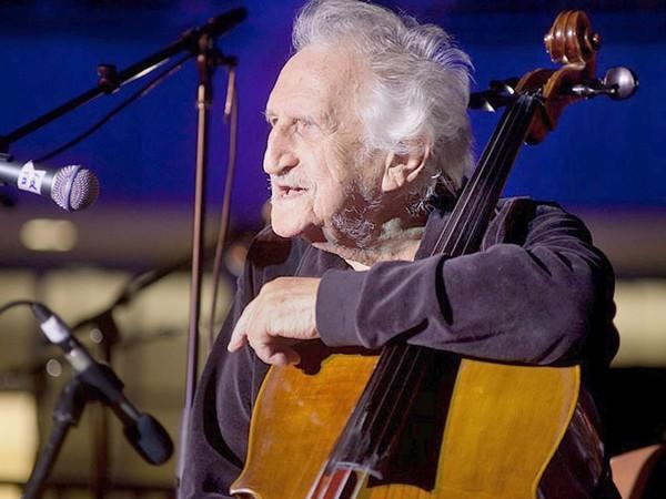 Fred Katz, musicien, compositeur et pédagogue, est décédé à 94. ( Mitch Maher )