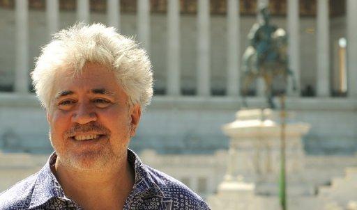 Le réalisateur espagnol Pedro Almadovar.