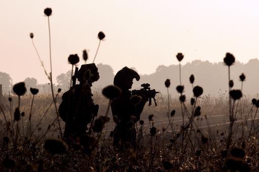 AFP/AFP/Archives - Un Palestinien a été tué mardi par des militaires israéliens lors d'une opération à Jénine, dans le nord de la Cisjordanie