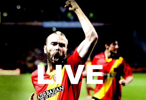 Match RC Lens Metz Streaming