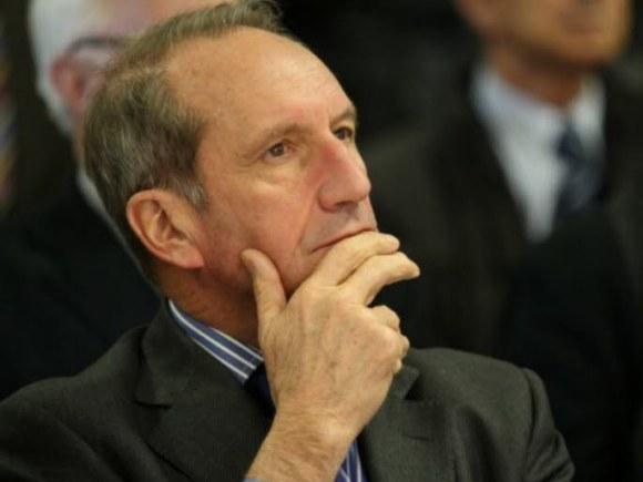 Gérard Longuet, ancien ministre UMP de la Défense. Photo archives Le DL