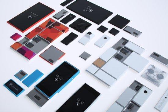 Un smartphone en kit, conçu à base de blocs modulables interchangeables selon les besoins de son propriétaire