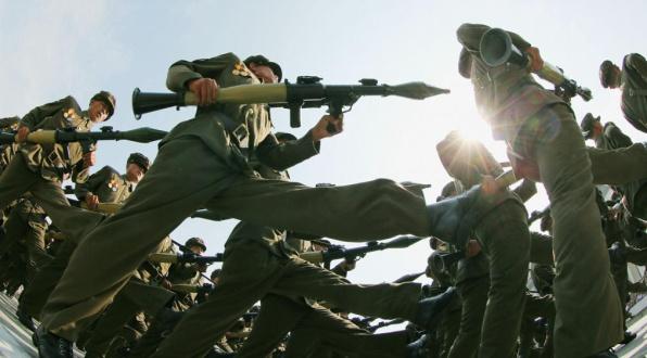 La Corée du Nord a annoncé mardi que son armée serait mise en état d'alerte