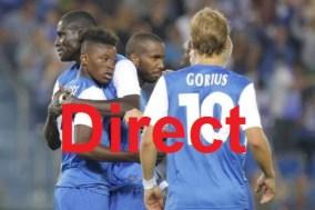 Diffusion-du-Match-Racing Genk-Rapid Vienne-Europa-League
