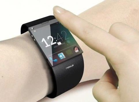 Google plancherait sur une montre connectée