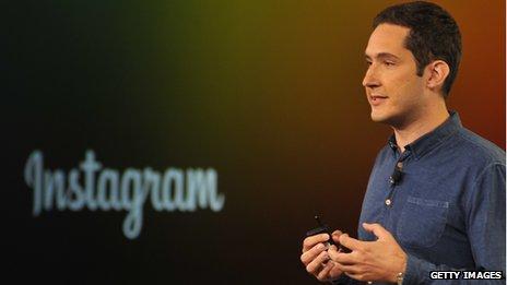 Kevin Systrom dit que le service de partage de photo doit se financer.