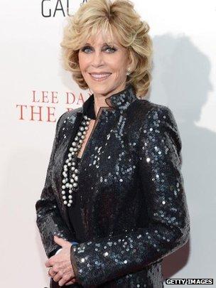Jane Fonda devenu gourou de remise en forme dans les années 1980, vendant des millions d'exemplaires de la Jane Fonda Workout