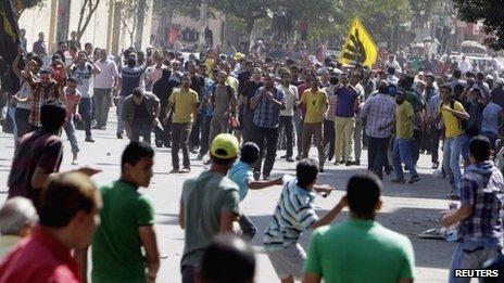 L'armée représente la répression contre les Frères comme une lutte contre le terrorisme.