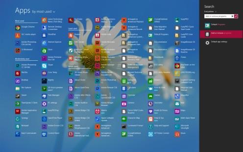 L'écran d'accueil de dispose de nouveaux éléments de personnalisation