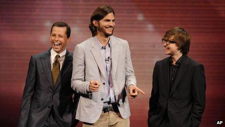 Jon Cryer, Ashton Kutcher et Angus T Jones figurent tous dans la liste des acteurs les mieux rémunérés
