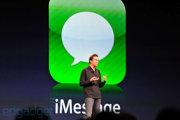 iMessage : Apple pourrait lire les messages