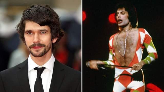 Les membres du groupe Queen disent qu'ils veulent Ben Whishaw dans le rôle du chanteur