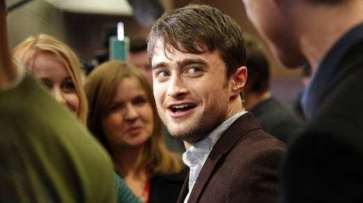 Daniel Radcliffe a été détronné de la première place par One Direction