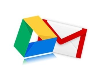Google booste Google Drive en l'intégrant à Gmail