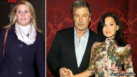 Sabourin a insisté sur le faite qu'elle et Baldwin avait été amoureux