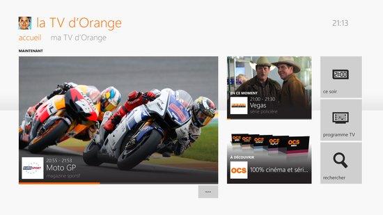 La TV d'Orange s'installe sur la Xbox One dès sa sortie