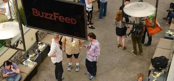Lancement de BuzzFeed France, le