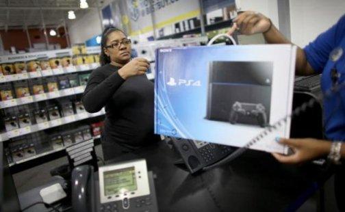 Sony vend un million de PS4 en 24 heures