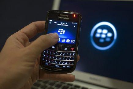 La société BlackBerry continue d'effectuer des restructurations