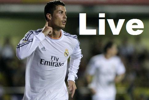 Real Madrid-Real Sociedad-Streaming-Live