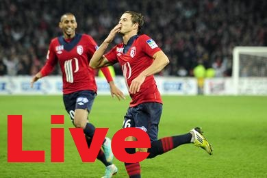 Lille-Toulouse-Streaming-Live