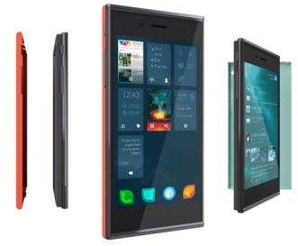 Jolla, le premier smartphone sous Sailfish OS