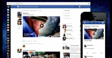 Facebook vient d'annoncer le déploiement de modifications dans le flux d'actualité