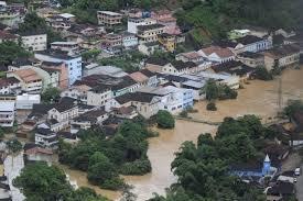 44 morts et 60 000 personnes déplacées à cause de innodations au Brésil