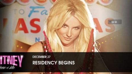 Britney Spears avoue aimer Las Vegas