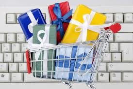 C'est le E-commerce: revente des cadeaux de Noël