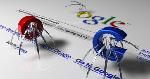 Google et les rebots: une nouvelle histoire