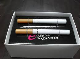 La fameuse e-cigarette