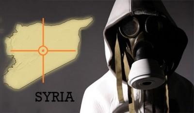 Le plan de destruction des armes chimique syriennes