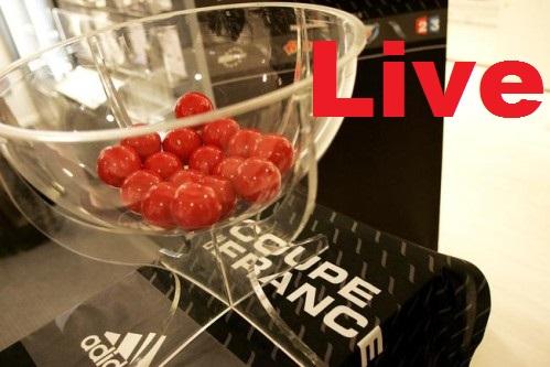 Coupe de france 2013 tirage au sort en direct tv live streaming video - Tirage au sort coupe de france streaming ...