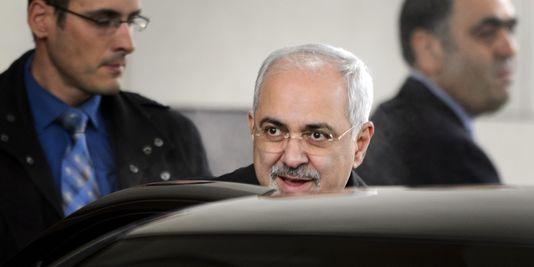 Le ministre iranien des affaires étrangères, Mohammad Javad Zarif, le 20 novembre à Genève.