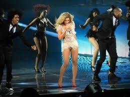 Beyoncé avec 30 kilos en moins