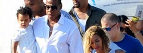 Beyoncé et Jay-Z au sommet du bonheur grâce à Blue lvy