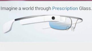 Google incorpore des verres correcteurs dans ses lunettes connectées