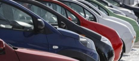 L'Union européenne est en bas de l'échelle concernant les ventes de voitures neuves
