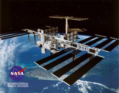 La Station spatiale américaine devait initialement être utilisée jusqu'en 2016
