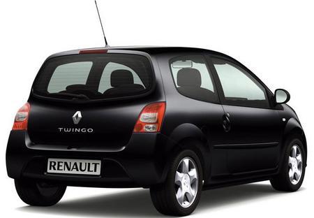 Renault Twingo: la troisième voiture la plus volée en 2013