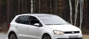 la nouvelle version de la polo de Volkswagen