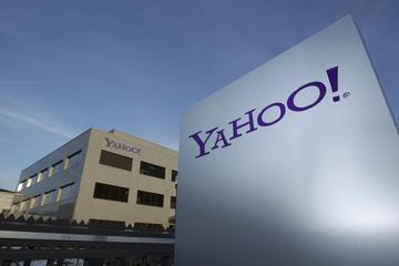 les revenus de Yahoo sont en baisse