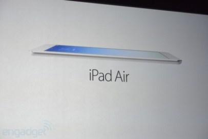 l'iPad Air rencontre un grand succès auprès des consommateurs