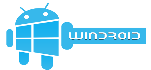 """Windows et Android double-OS PC nommé """"Windroid"""""""