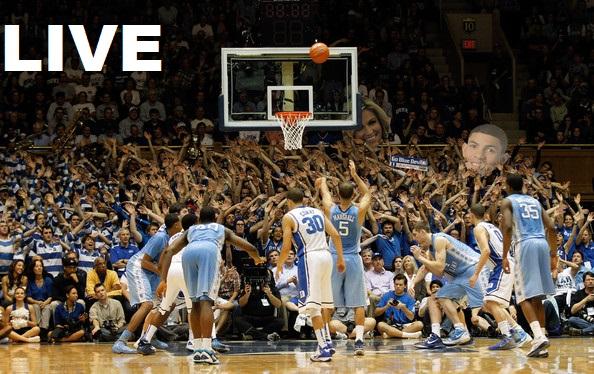 Match North Carolina Duke NCAA : Résumé et Replay
